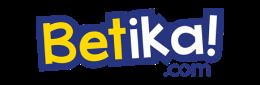 The logo of the bookmaker Betika - legalbet.co.ke