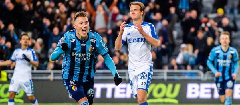 Pontul zilei din fotbal 21.10.2019 Goteborg vs Djurgarden