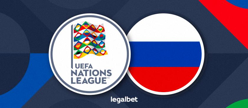 Лига наций-2020/2021: сборная России – главный фаворит своей группы