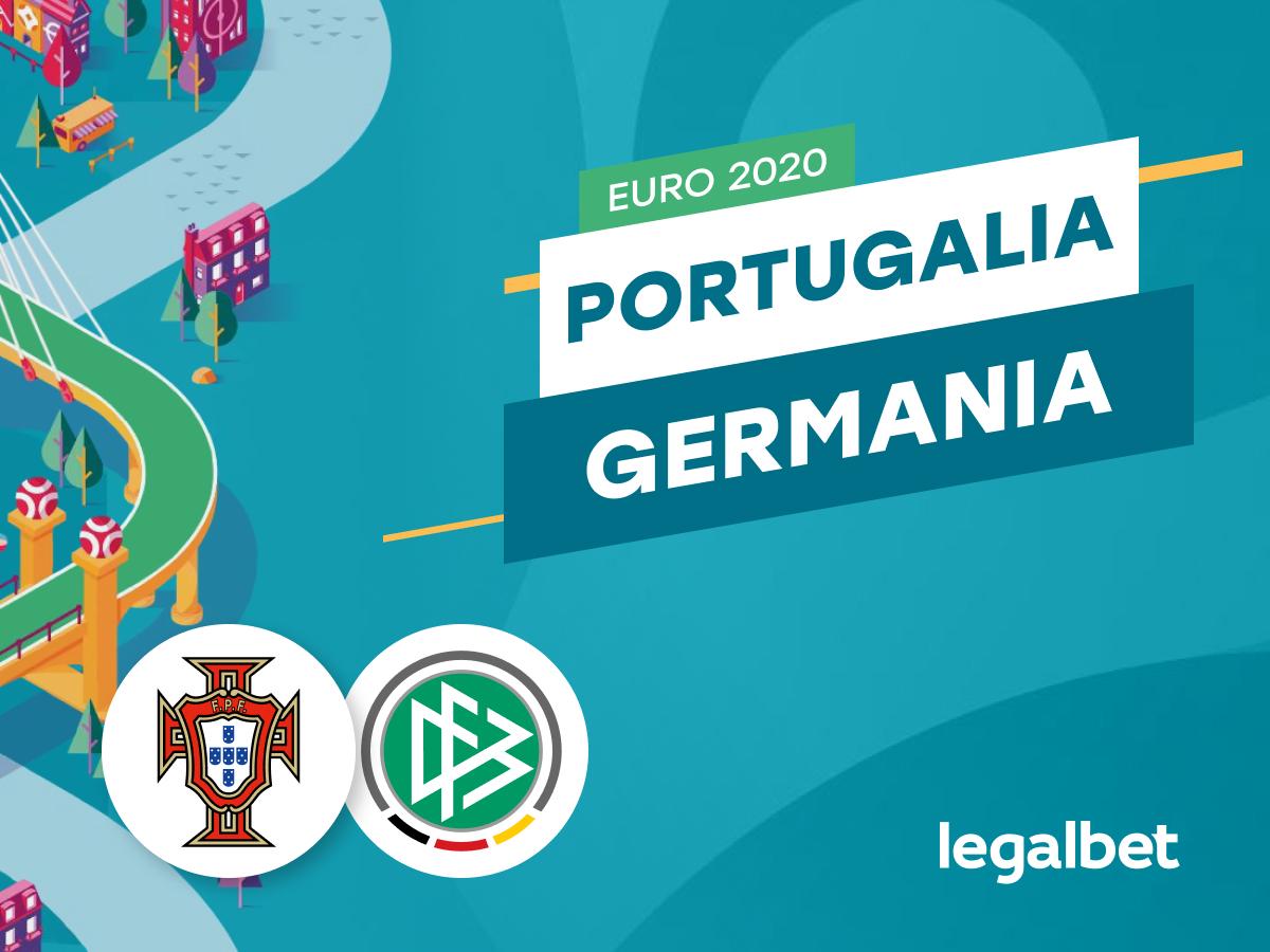 Karbacher: Portugalia - Germania: cote la pariuri si statistici.
