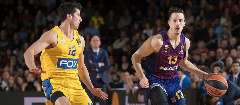 Maccabi Tel Aviv - Barcelona   Ponturi Pariuri Baschet Euroleague