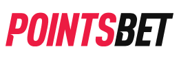 The logo of the bookmaker PointsBet - legalbet.com.au