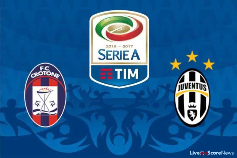 Crotone - Juventus pariu pe goluri