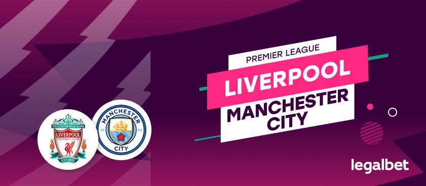 Apuestas Liverpool - Manchester City