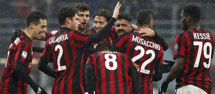 Milan - Fiorentina. Pariul lui Borja Pardo