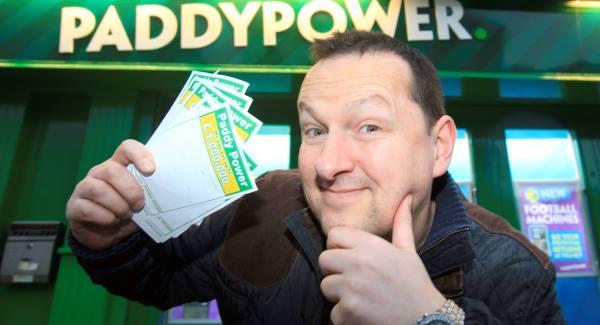 1,90 PaddyPower. Лёгкие деньги от ирландского букмекера.