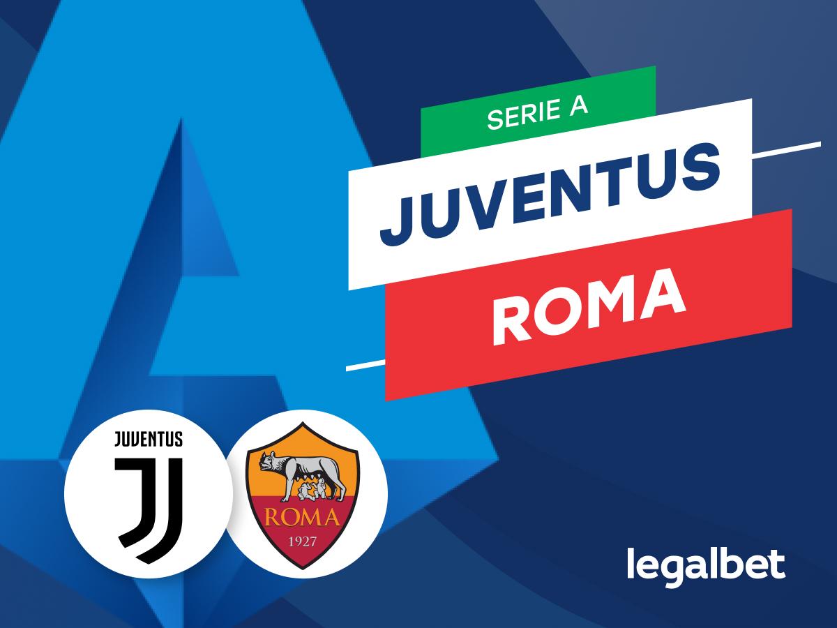 Mario Gago: Apuestas y cuotas Juventus - Roma, Serie A 21/22.
