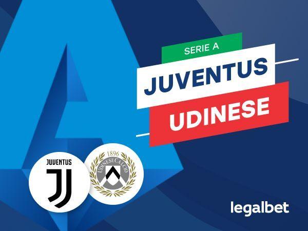 Maraz: Juventus - Udinese, cote la pariuri, ponturi şi informaţii.