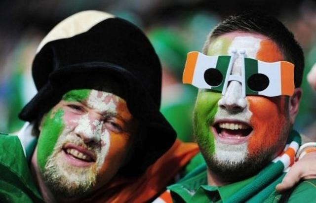 Ирландский экспресс и не только!