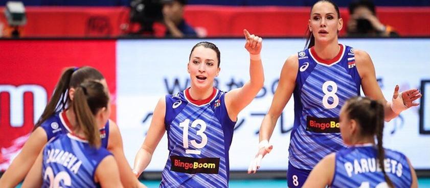 Россия – Кения: прогноз на Кубок мира по волейболу среди женщин
