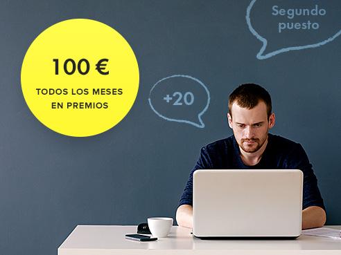100€ en premios para los mejores bloggers de Legalbet