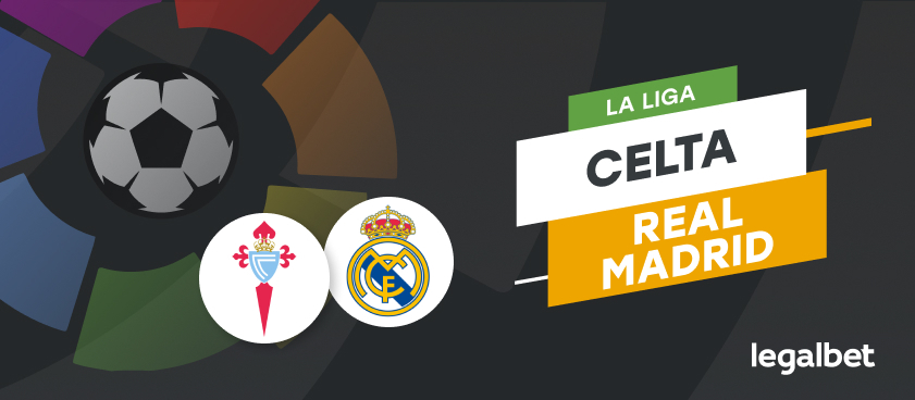 Apuestas Celta - Real Madrid