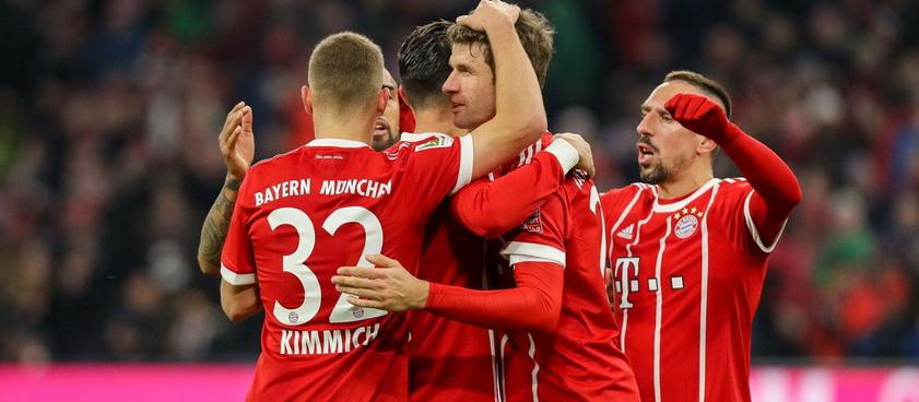 Bayern Munchen - Hoffenheim. Pontul lui Paul