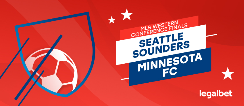 MLS Playoffs Western Conference Final: Seattle Sounders vs. Minnesota FC