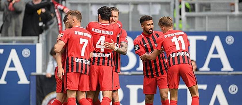 Ingolstadt - Wehen: Ponturi fotbal Zweite Bundesliga