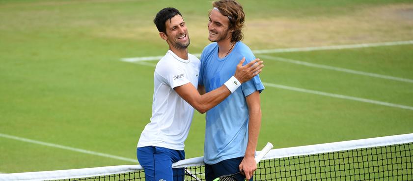 Джокович – Циципас: прогноз и превью на теннисный финал турнира в Мадриде