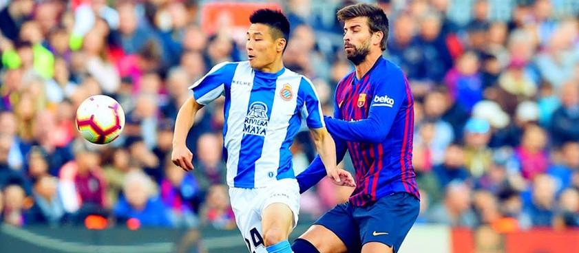 El día que Wu Lei estuvo a la altura de Leo Messi