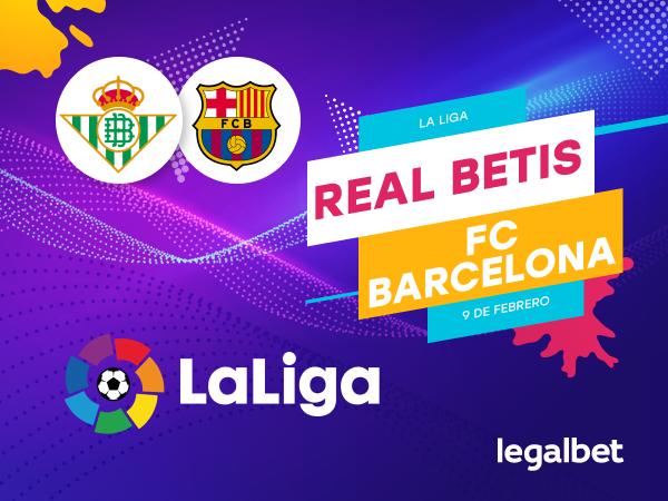 Antxon Pascual: Previa, análisis y apuestas Real Betis - FC Barcelona , La Liga 2020.