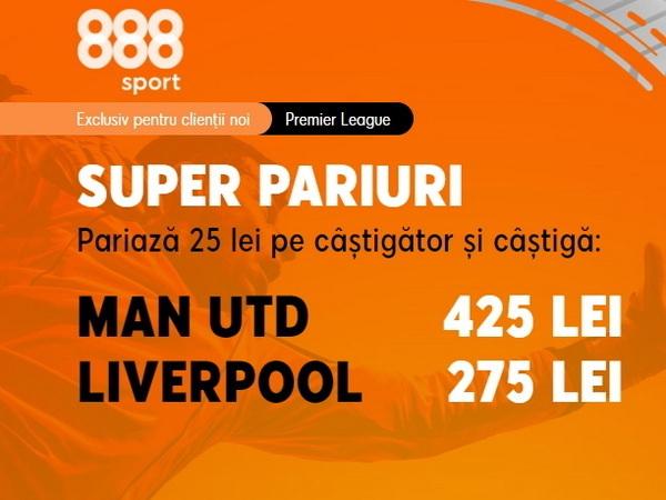"""legalbet.ro: Liverpool are nevoie de victorie pe """"Old Trafford"""" ca sa mai spere la Champions League."""
