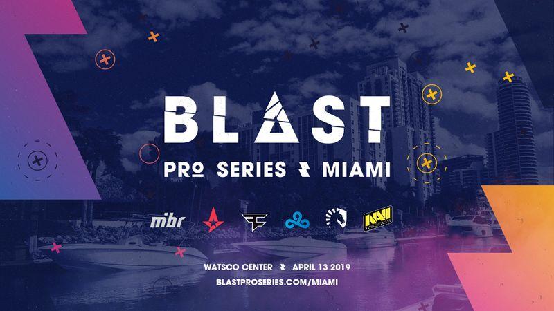 Ставки на BLAST Pro Series: Miami 2019. Очередная победа Astralis?