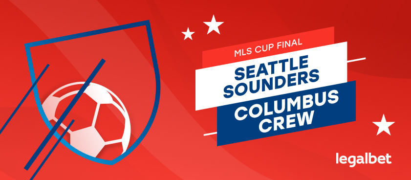 MLS Cup Final: Seattle Sounders vs. Columbus Crew Odds and Prediction