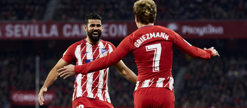 Pronóstico Getafe - Atlético de Madrid, La Liga 22.09.2018