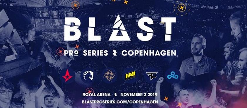 Обзор ставок на BLAST Pro Series: Copenhagen 2019