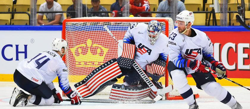 Прогноз на матч США - Великобритания: первое противостояние в истории хоккея