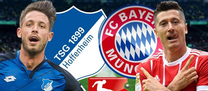 Hoffenheim - Bayern Munchen. Pronosticuri Bundesliga