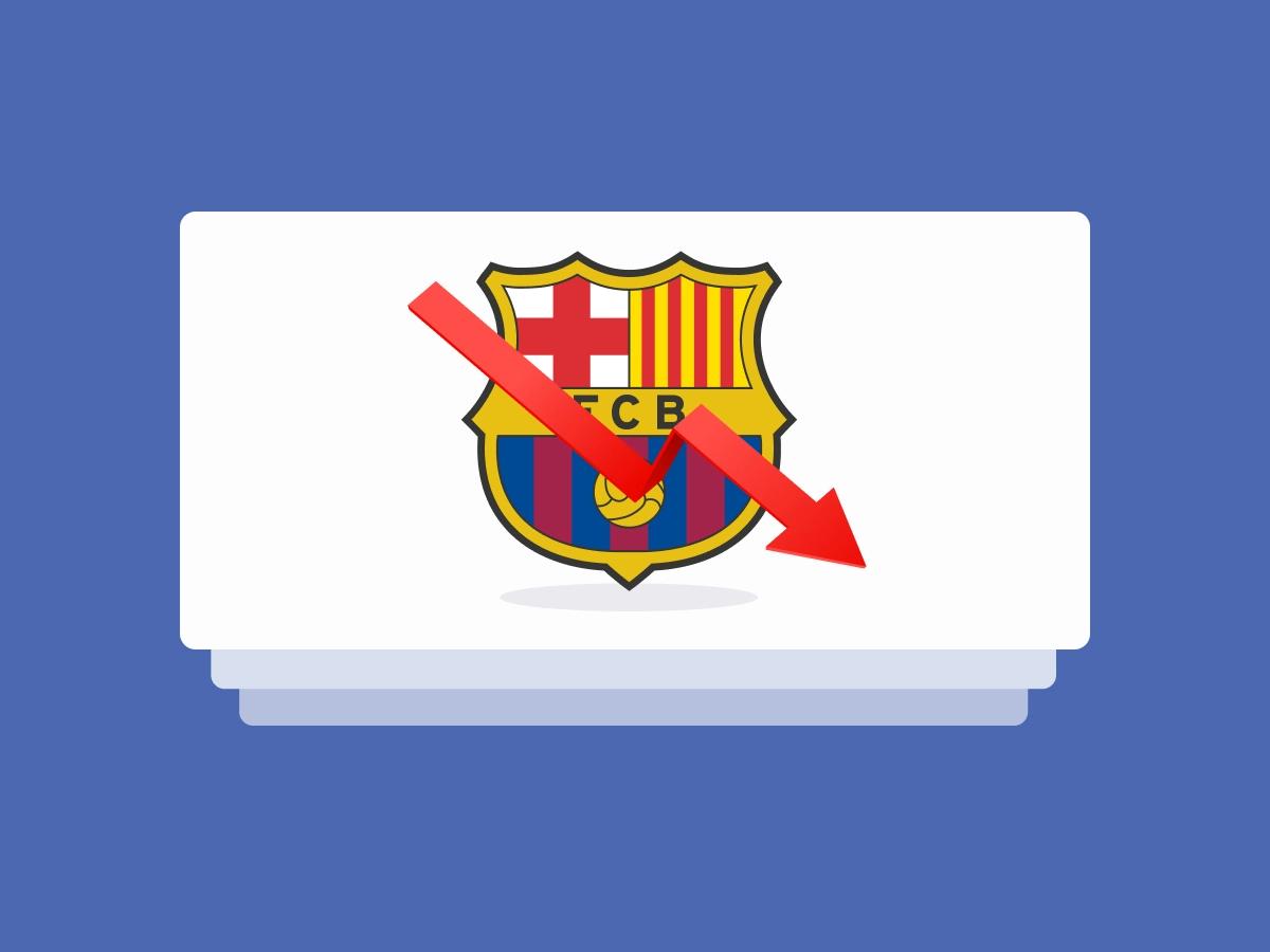 Legalbet.mx: Hacia dónde se dirige el Barça: segunda derrota consecutiva en Champions y cero tiros a puerta.