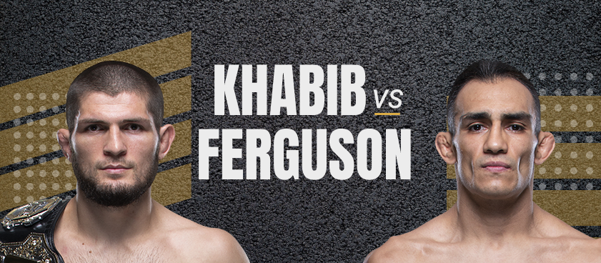 Khabib Nurmagomedov vs. Tony Ferguson: Bets and Odds on the Main Fight UFC 249