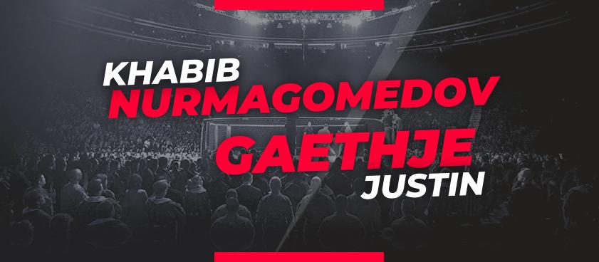 Khabib vs. Gaethje: Previsão Mercado de Apostas e Odds no UFC 254 Main Event