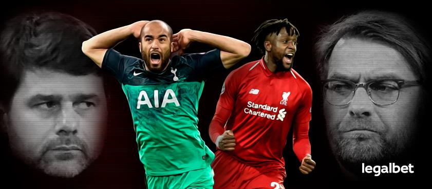 «Тоттенхэм» - «Ливерпуль»: обзор и коэффициенты на победу перед финалом Лиги Чемпионов