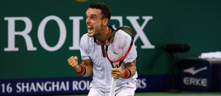 Роберто Баутиста-Агут – Гвидо Пелья: прогноз на теннис от Voland96
