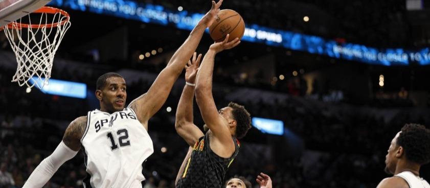 San Antonio Spurs - Atlanta Hawks: ένα προγνωστικό από τον Dude
