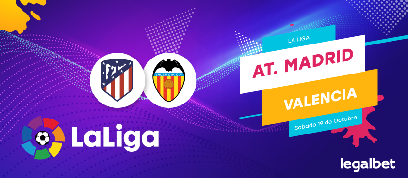 Previa Atlético de Madrid - Valencia, La Liga 2019