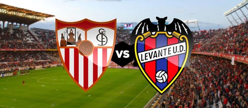 Прогноз на матч «Севилья» – «Леванте»: гости потреплют и андалусийцев?