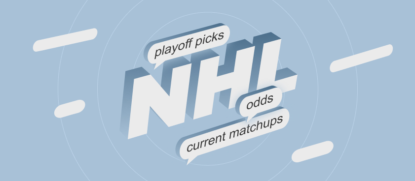 Latest NHL Playoff  Picks, Odds and Matchups