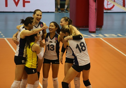 Прогноз на чемпионат Турции по волейболу