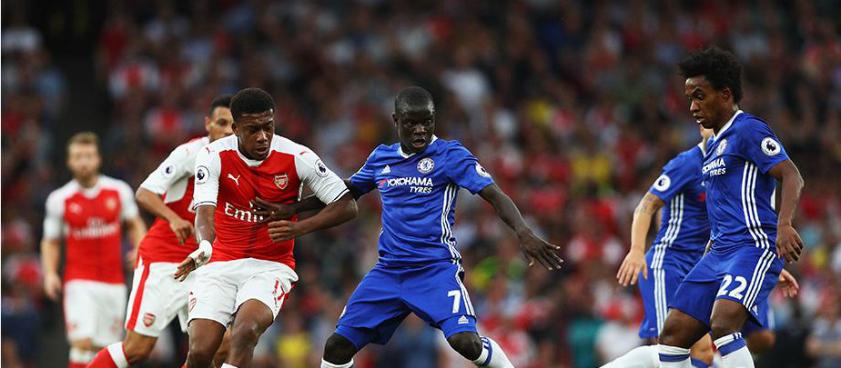 Pronóstico Premier League, Chelsea - Arsenal 18.08.2018