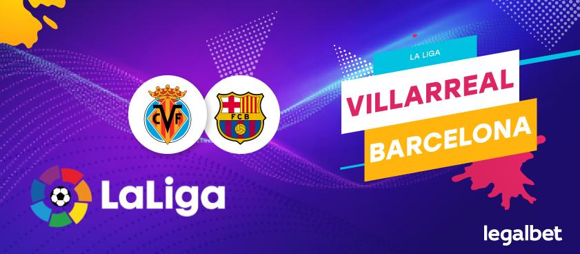 Previa, análisis y apuestas Villarreal - FC Barcelona, La Liga 2020