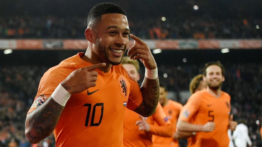 Лига наций УЕФА. Лига A. Германия - Голландия. Прогноз на матч