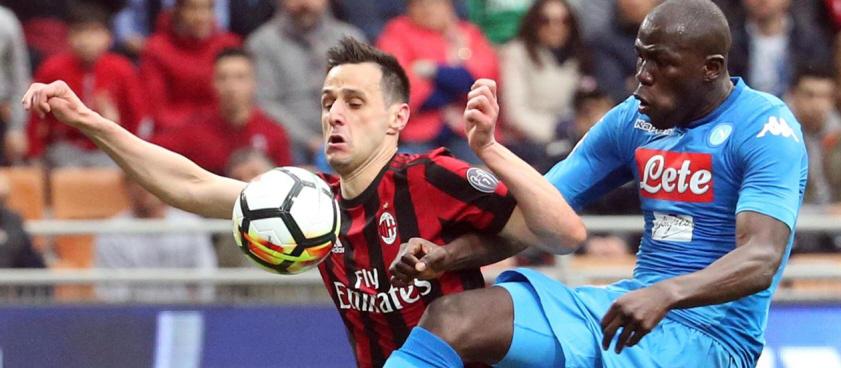Napoli - AC Milan. Pronosticul lui Wallberg