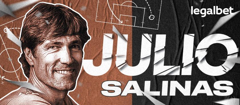 Η άποψη του Julio Salinas στα αθλητικά νέα