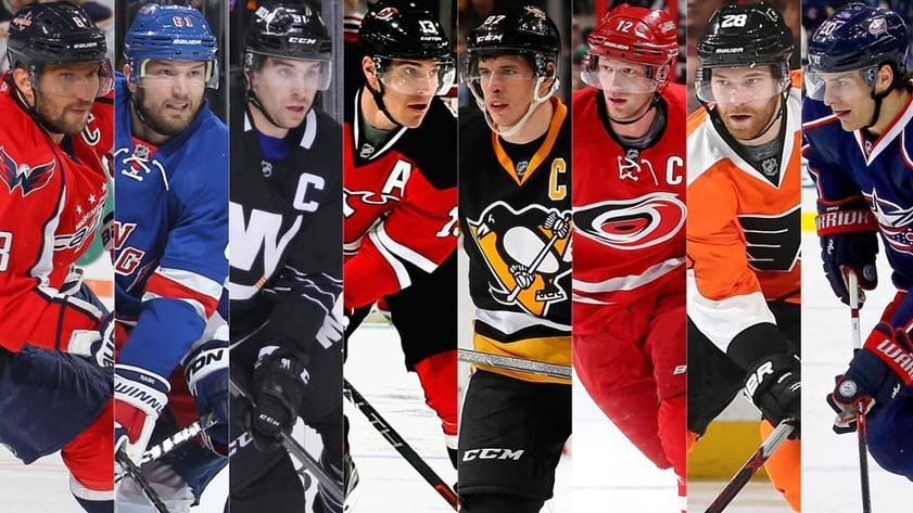 Прогнозы на матчи НХЛ.