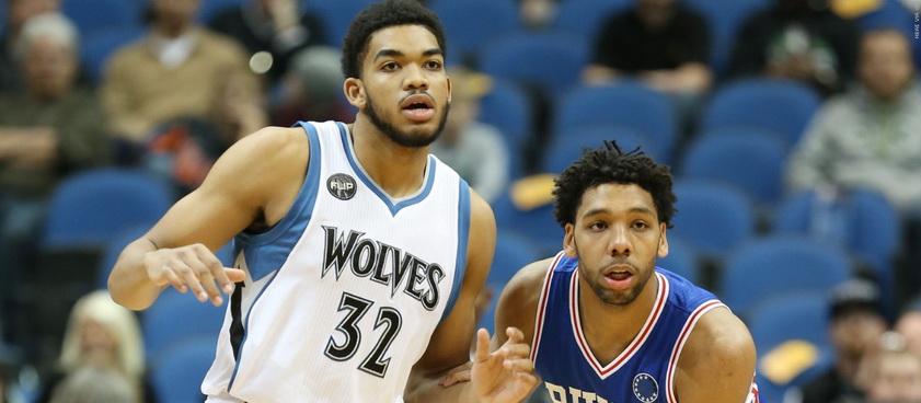 Minnesota Timberwolves - Philadelphia 76ers. Pronosticuri NBA