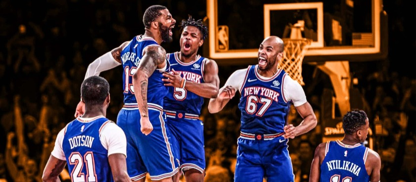 Cleveland Cavaliers - New York Knicks: ένα προγνωστικό από τον Dude