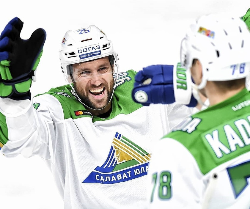 КХЛ: Регулярный сезон. Прогноз на матч Салават Юлаев - Нефтехимик