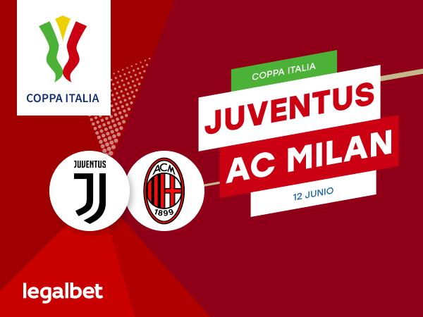 Mario Gago: Previa, análisis y apuestas Juventus - Milan, Copa Italia 2020.