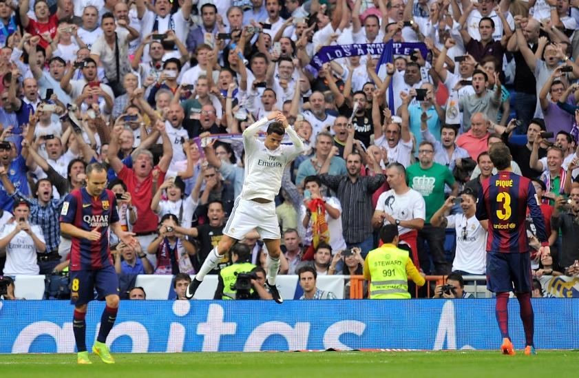 Real Madrid - Barcelona, cel mai urmarit meci de fotbal al planetei